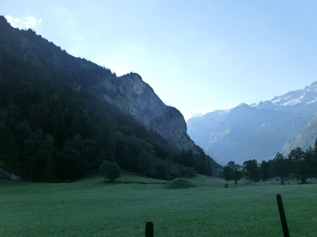Klettersteig Engelberg : Klettersteig führenwand engelberg vom 10.8.2013